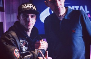 """Logic Freestyles Over """"Bring The Pain"""" On Tim Westwood (Video)"""