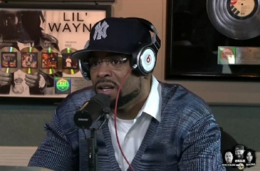 Method Man Talks His Acting Career, His Kids, 'Once Upon A Time In Shaolin,' & More (Video)
