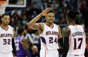 Welcome To The Highlight Factory: The Atlanta Hawks Set A Franchise Record With 20 Made Three Pointers (Video)