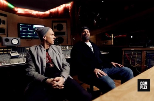 "Eminem's Shady Records Documentary, ""Not Afraid"" Outtakes (Video)"