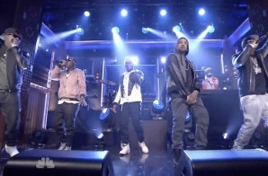 "G-Unit Performs ""I'm Grown"" On The Tonight Show With Jimmy Fallon (Video)"
