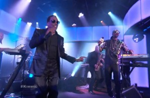 "Charlie Wilson & Snoop Dogg Perform Their Recent Collab ""Infectious"" On Jimmy Kimmel Live (Video)"