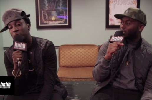 K. Camp Chops It Up About His New Album, Working With Lil Boosie And More! (Video)