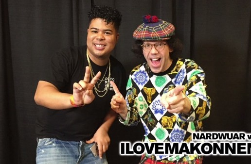 Nardwuar Vs ILoveMakonnen At SXSW (Video)