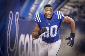 Return Of The U: Former Miami Hurricanes Stars Frank Gore & Andre Johnson Sign With The Colts