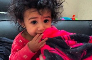 Chris Brown's Daughter Royalty Seen For The First Time During Houston Tour Stop!