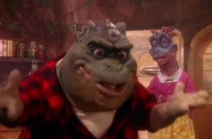 Not Big Poppa! Not Big Poppa! Earl Sinclair From 'The Dinosaurs' Performs Biggie's 'Hypnotize!' (Video)