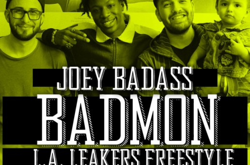 Joey Bada$$ – Badmon (L.A. Leakers Freestyle)
