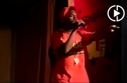 "Never Before Seen: Kanye West Performs ""Gold Digger"" With John Legend In 2003! (Video)"