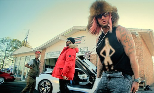 Mike Will Made It – Choppin Blades Ft Riff Raff & Slim Jimmy (Video)