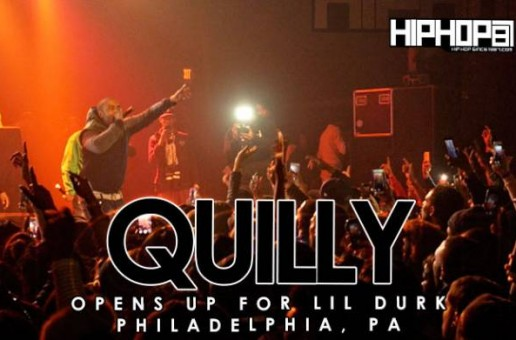 "Quilly Performs ""Real One"" Live at The TLA (2/25/15) (Video)"