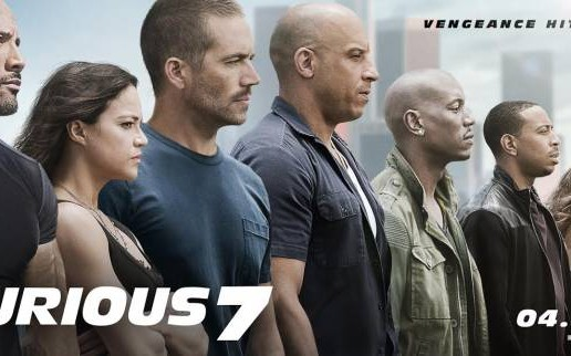 "Win 2 Tickets To An Advanced Screening Of ""Furious 7 "" Starring Ludacris Courtesy Of HHS1987 (Atlanta)"