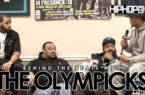 HHS1987 Presents: Behind The Beats With The Olympicks (Video)