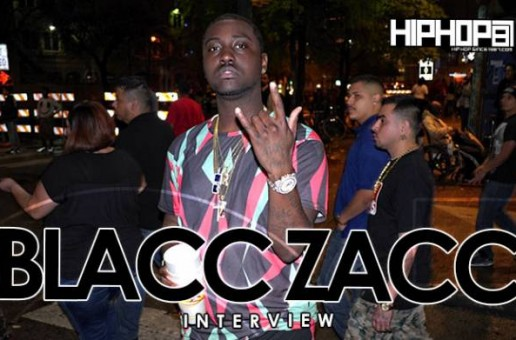Blacc Zacc Talks 'Errthang Dirty 2′, South Carolina's Music Scene, SXSW 2015, Linking With ATown & More With HHS1987 (Video)