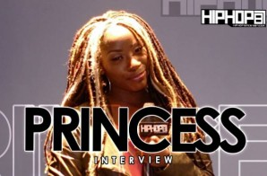 "Princess Talks Crime Mob, 'Southern Comfort' EP, Launching ""Expression Locs"", Performing At SXSW & More With HHS1987 (Video)"