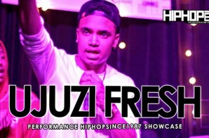"Ujuzi Fresh Performs ""Already"", ""Never Gonna Stop"" & More At The 2015 SXSW HHS1987 Showcase (Video)"