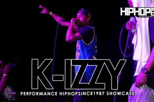 K-IZZY Performs At The 2015 SXSW HHS1987 Showcase (Video)