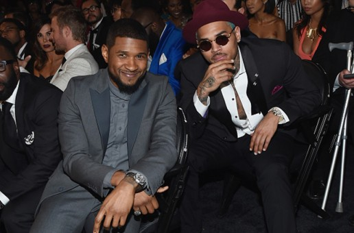 Usher – All Falls Down Ft. Chris Brown