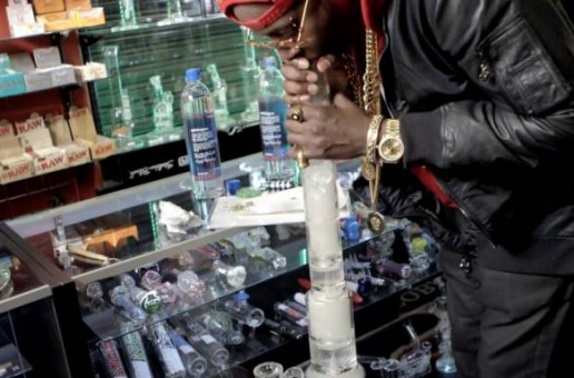 "2 Chainz Smokes Out Of A $10,000 Bong On The Latest Edition Of ""Most Expensive Shit"" (Video)"