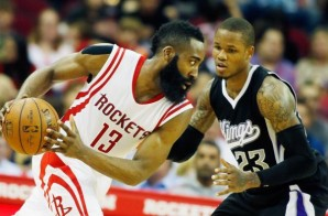 Fear The Beard: James Harden Drops A Career High 51-Points Against The Sacramento Kings (Video)