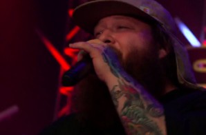 Action Bronson Performs 'Easy Rider' & 'Actin Crazy' On Skee TV (Video)