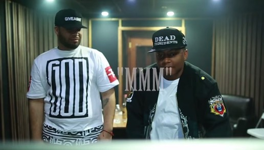 Cassidy – MMM! Ft. Fred Money (Video)