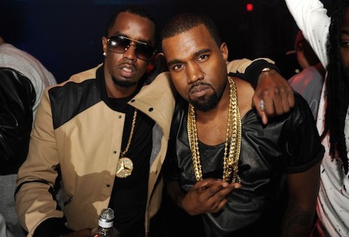 Diddy Announces Kanye West Is Now A Member Of The Hitmen (Video)