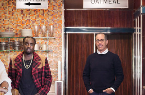 Jerry Seinfeld Talks His Friendship With Wale, TAAN, & More