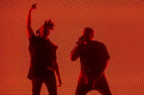Kanye West Joins The Weeknd At Coachella Weekend 2 (Video)