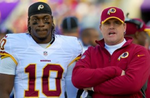 Future Head Of State: The Washington Redskins Announces They Will Pick Up RGIII's Fifth Year Option