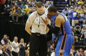 Lace Em' Up: The NBA Rescinds Russell Westbrook's 16th Technical Foul Call; He Will Play Tonight