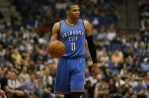 Russell Westbrook Wins The 2014-15 NBA Scoring Title; The Oklahoma City Thunder Will Miss The Postseason (Video)