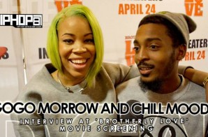 GoGo Morrow Talks New Music, & Chill Moody Talks His Digital Distribution/ Label Deal (Video)