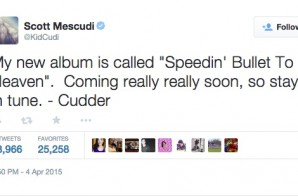 Kid Cudi Shares New Album Title