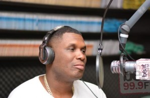 Jay Electronica Interview On Nigeria's The Beat 99.9 FM (Video)