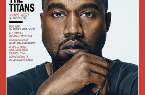 "Kanye West Covers The Latest Issue Of Time Magazine, ""The 100 Most Influential People"""