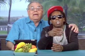 """Lil Wayne & Papi Rap """"HYFR"""" On ESPN'S 'Highly Questionable' (Video)"""