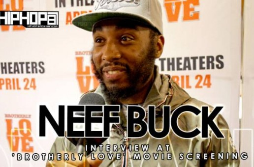 Neef Buck Talks Dame Dash Reaching Out To Him & More (Video)