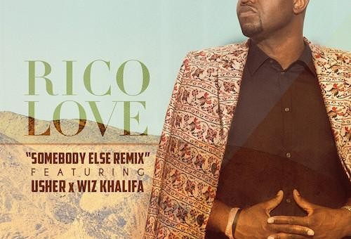 Rico Love – Somebody Else (Remix) Ft. Usher & Wiz Khalifa