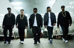 Watch The Trailer For The Upcoming NWA Biopic 'Straight Outta Compton' (Video)