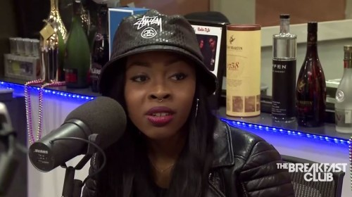 Tink Sits Down With The Breakfast Club