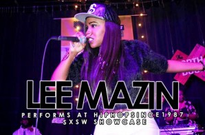 """Lee Mazin Performs """"Wrong One"""", """"Surrender"""" & More At The 2015 SXSW HHS1987 Showcase (Video)"""