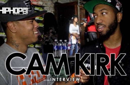 Cam Kirk Talks Working With Gucci Mane & Young Thug, How Morehouse Helped His Career & More At Streetz Fest 2015 With HHS1987 (Video)