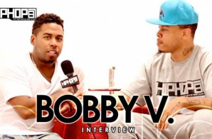 Bobby V Talks Forming A R&B Group With Ray J & Pleasure P, Working With The Atlanta Dream & More With HHS1987 (Video)