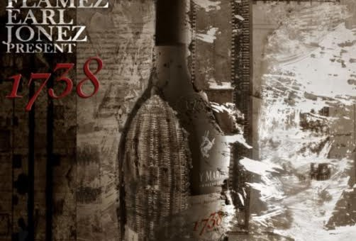 Kae Hock & Flamez Earl Jonez – 1738 (Album Artwork)