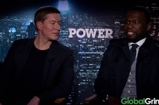 50 Cent Talks Power Season 2, Thoughts About Taraji & More (Video)