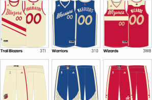 2015 NBA Christmas Jerseys Have Hit The Net (Photos)