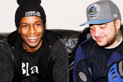 A$AP Rocky Pays Tribute To A$AP Yams With A.L.L.A. Cover Art