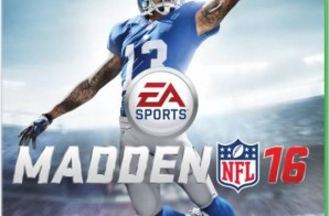 "New York Giants Rookie Of The Year Odell Beckham Jr. Will Cover ""Madden 16″"