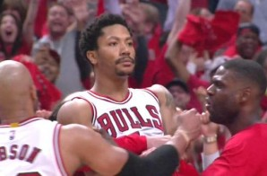 Dis Ain't What You Want: Derrick Rose Hits Game Winner Against The Cavs To Lead Chicago Pass Cleveland (Video)